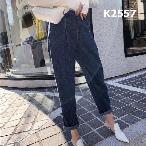 K2557 Blue denim jeans