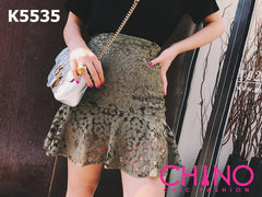 K5535 Lace skirt