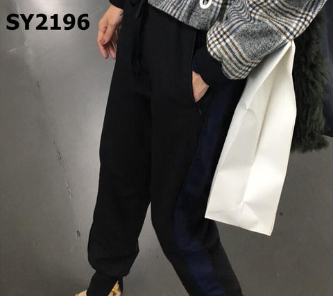 SY2196 Two tone pants