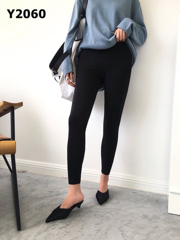 Y2060 Black leggings