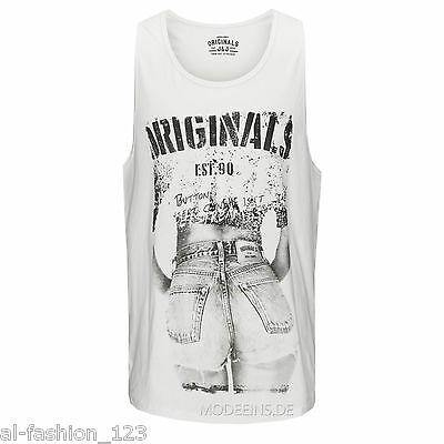 JACK & JONES HOTLINE TANK TOP Gr.S,M,L,XL - modeeins.de