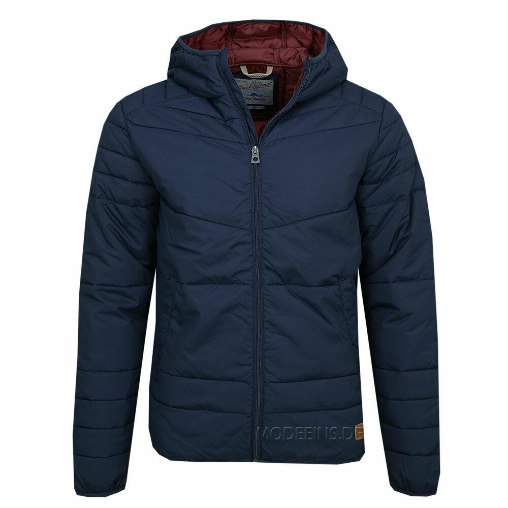 JACK & JONES JACKE BOMB PUFFER JACKET  Gr.S,M,L,XL,XXL - Jack & Jones
