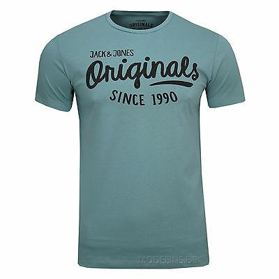 JACK & JONES HERREN T-SHIRT PAGE TEE Gr.S,M,L,XL,XXL - Jack & Jones