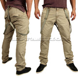 Sublevel HOSE MEN`S TROUSERS CHINO Gr.W29 bis W38 - modeeins.de