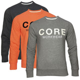 Jack & Jones Herren HEROLL SWEAT O-NECK CORE Gr.S,M,L,XL,XXL - Jack & Jones