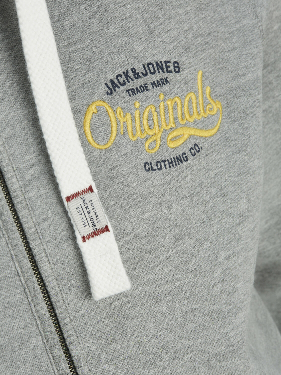 JACK & JONES Herren Sweatjacke jORfara Kapuzenpulli Zip Hoodie Slim Fit S - XXL