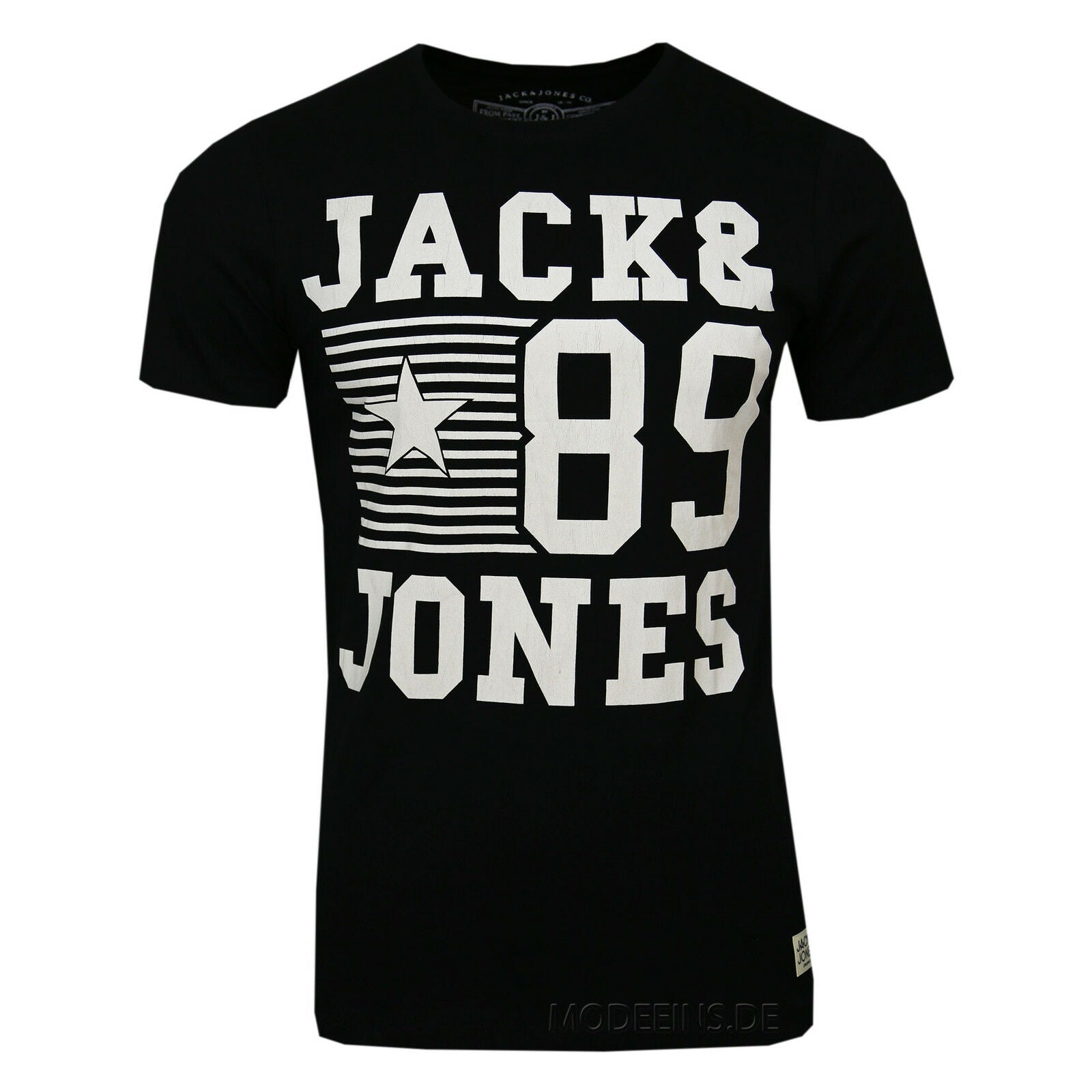 JACK & JONES T-SHIRT NEW GILES TEE Gr.S,M,L,XL,XXL