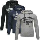 JACK & JONES ORIGINALS SWEAT HOOD Gr.S,M,L,XL,XXL REG FIT