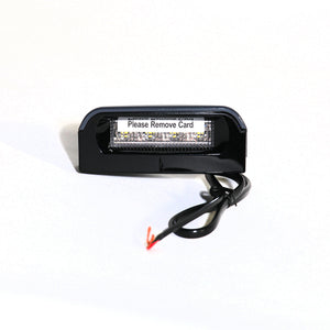 8 LED License Plate Light