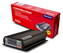 Load image into Gallery viewer, DUAL INPUT 25A IN-VEHICLE DC BATTERY CHARGER