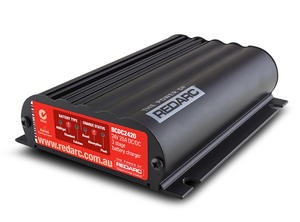 24V 20A IN-VEHICLE DC BATTERY CHARGER