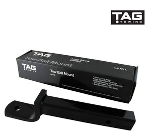 TAG Long Shank 2250kg Tow Ball Mount