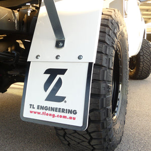 Mudflap TL 280 X 280mm EACH