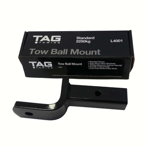 TAG Standard 2250kg Tow Ball Mount
