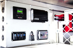Ute Canopy Electrical Control Panel