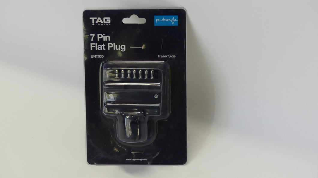 TAG Pulse 7 Pin Flat Plug
