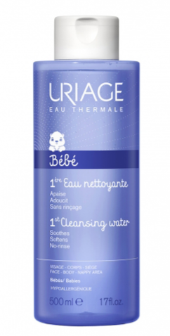 Uriage Bebe 1º Eau 500ml, Uriage - Farmácia Garcia