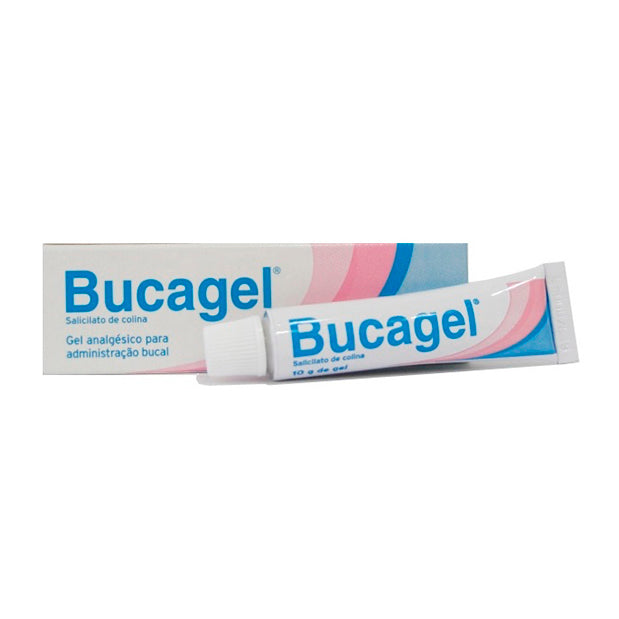 Bucagel Gel Bucal 10g - Farmácia Garcia