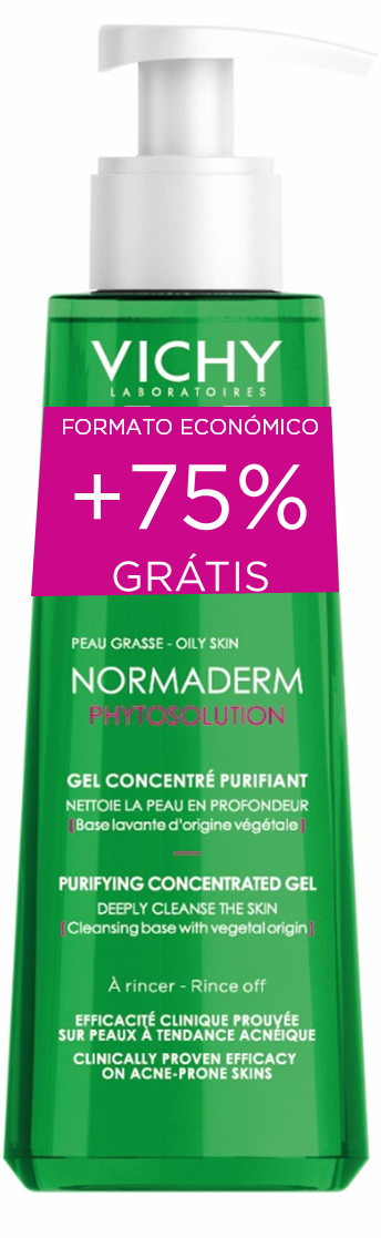 Normaderm Gel Limpeza Purificante Intenso 400ml