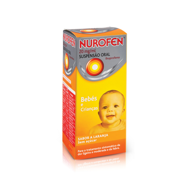 Nurofen, 20 mg/mL-150 mL x 1 susp oral mL