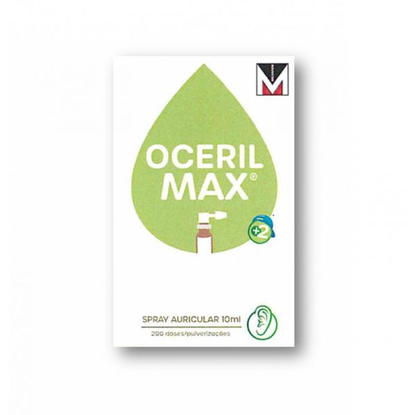 Ocerilmax Spray Auricular 10ml