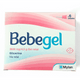 Bebegel, 3830 mg/4,5 g x 6 gel rectal bisnaga