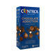 Control® Sex Sense Chocolate Addiction Preservativos x12
