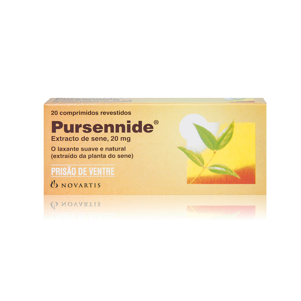 Pursennide, 20 mg x 20 comp rev