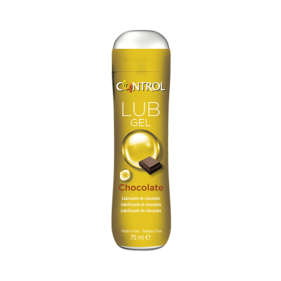 Control® Lub Chocolate Gel Lubrificante 75ml