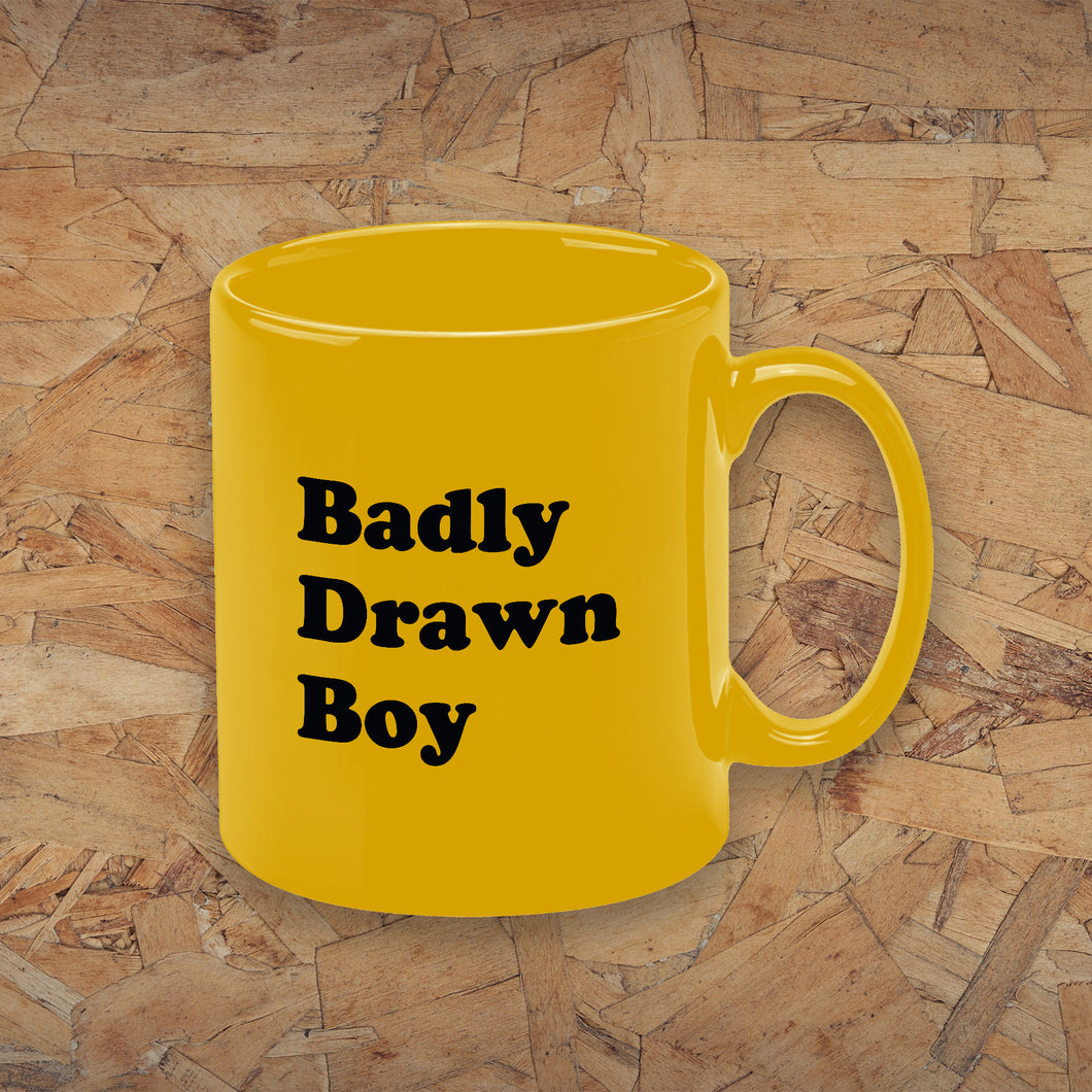 Logo Mug | Badly Drawn Boy Official Store