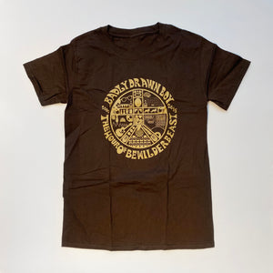 Bewilderbeast - Brown T-shirt (S only)