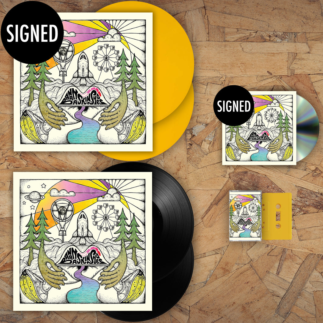 BUNDLE: Yellow Vinyl + Black Vinyl + CD + Cassette