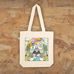 Banana Skin Shoes - Tote Bag | Badly Drawn Boy Official Store