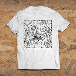 Banana Skin Shoes - T-Shirt | Badly Drawn Boy Official Store