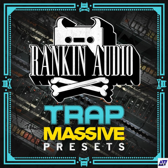 Trap Massive Presets Vol 1