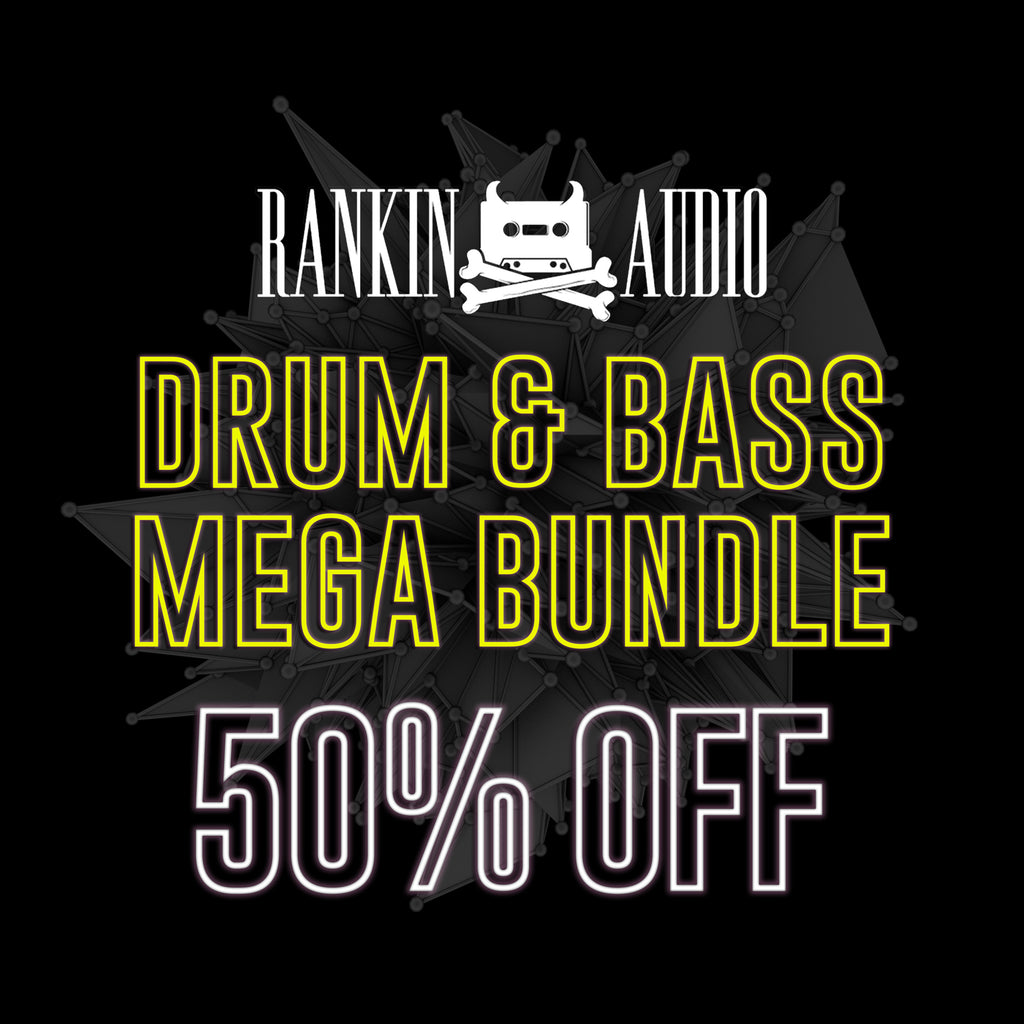 Drum And Bass Mega Bundle
