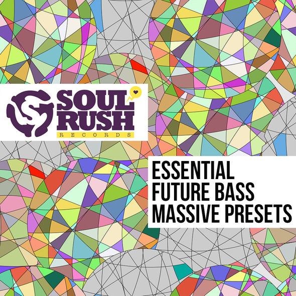 Essential Future Bass Massive Presets
