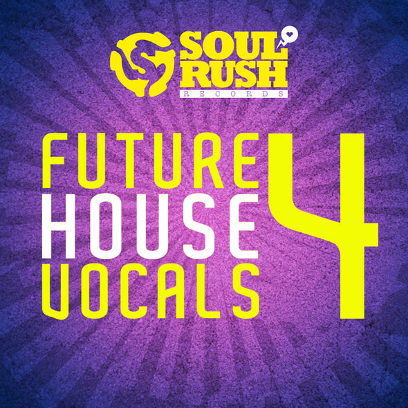 Future House Vocals 4