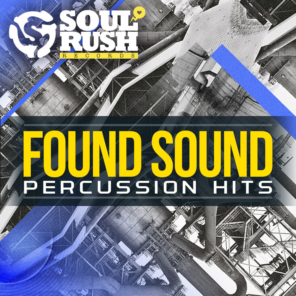 Found Sound Percussion Hits