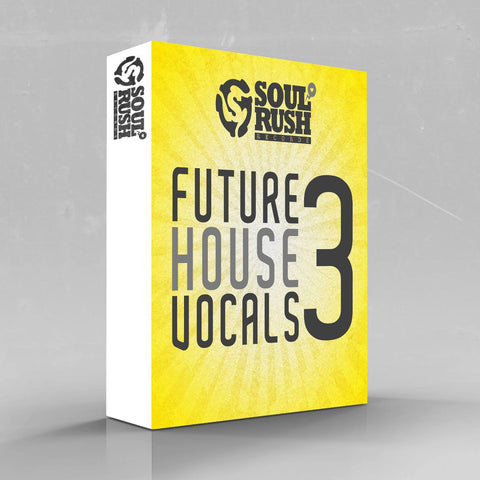 Future House Vocals 3