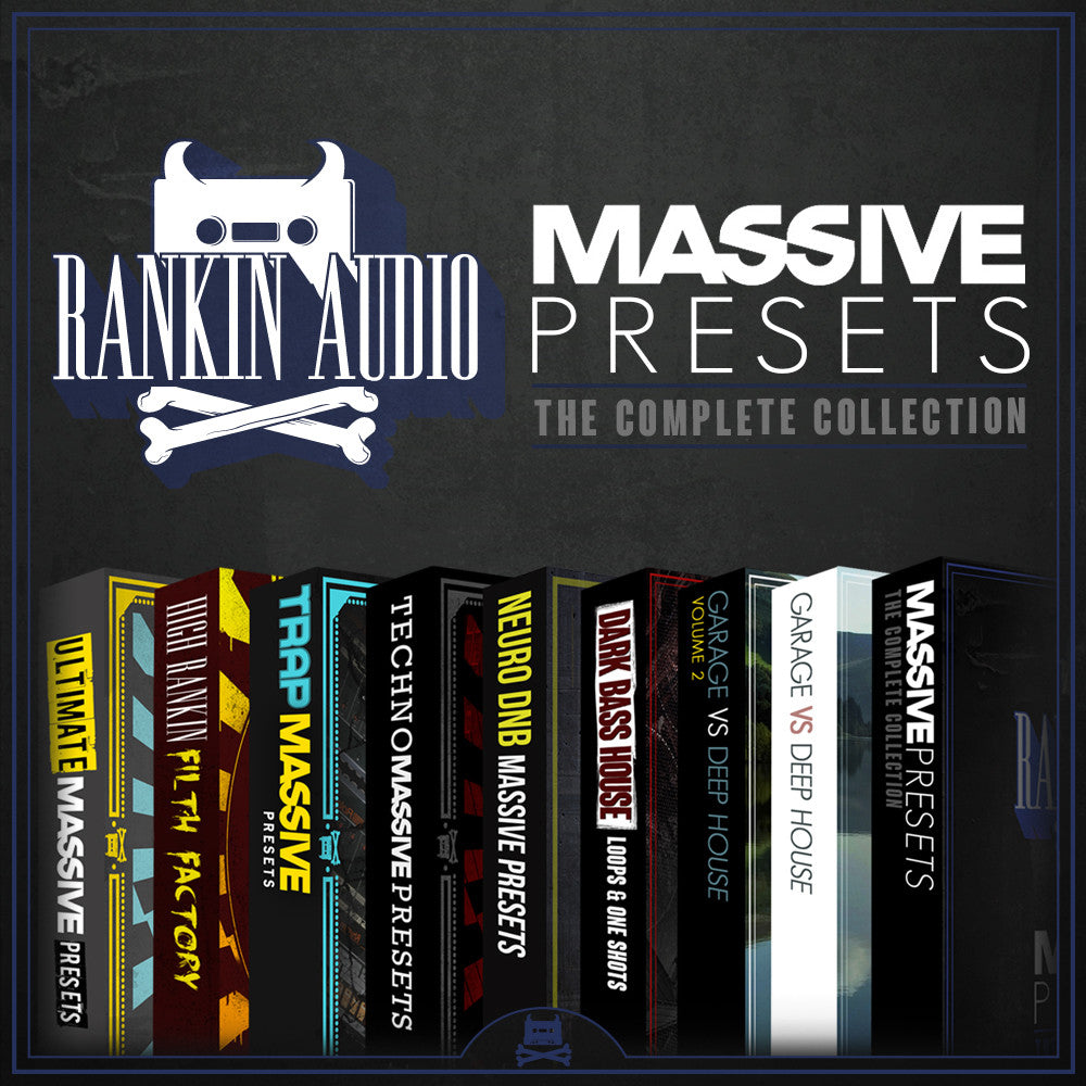 762 Massive Presets - The Complete Collection