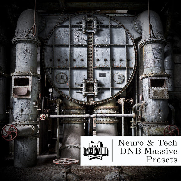 Neuro And Tech DNB Massive Presets