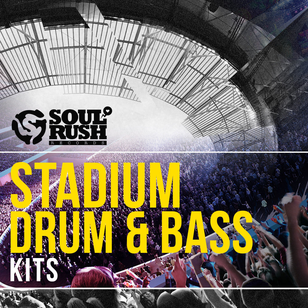 Stadium Drum And Bass Kits