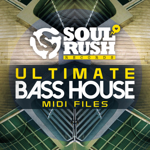 Ultimate Bass House Midi Files