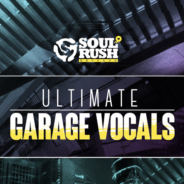 Ultimate Garage Vocals