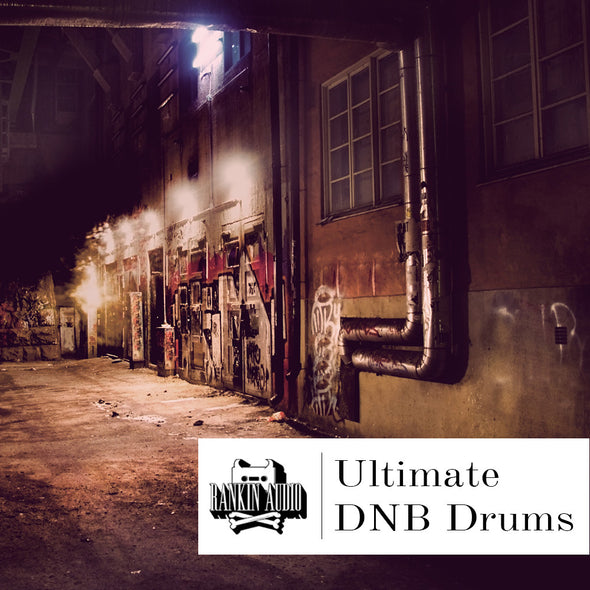 Ultimate DNB Drums