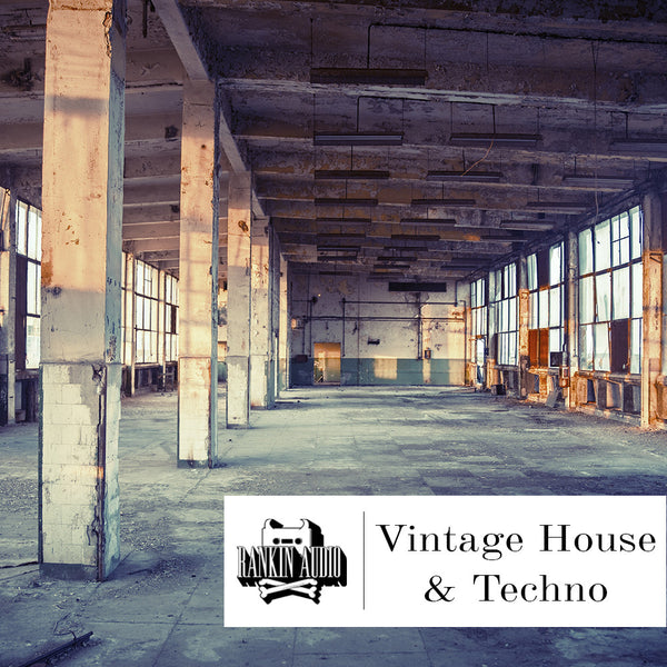 Vintage House And Techno