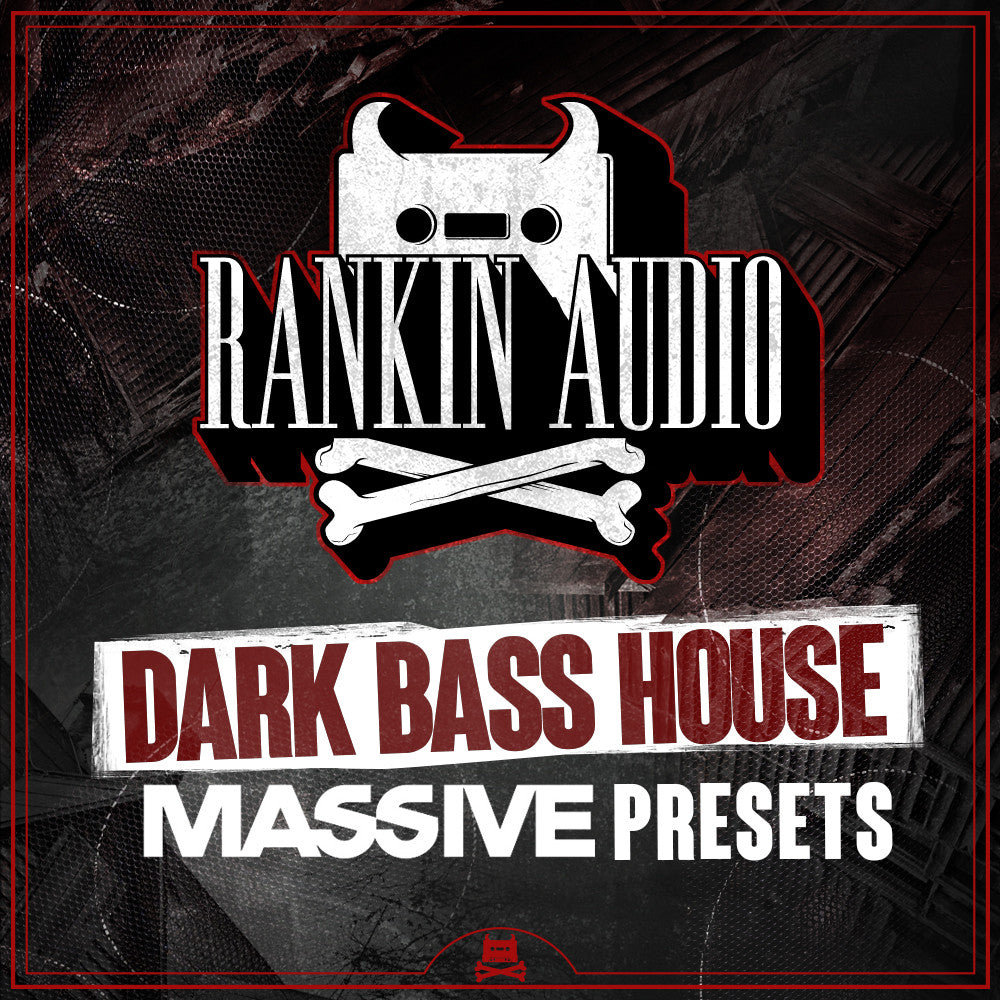 Dark Bass House - Massive Presets