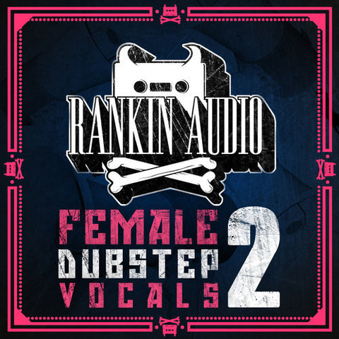 Female Dubstep Vocals 2