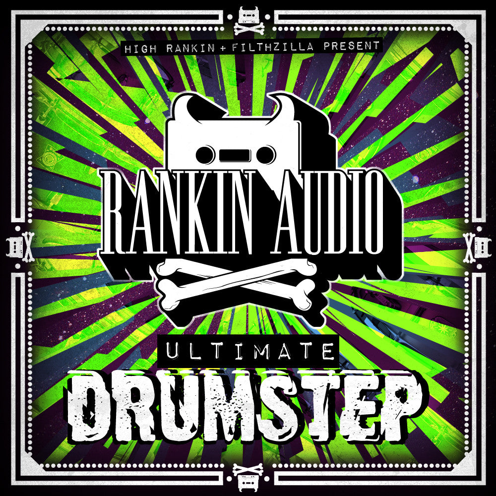 Ultimate Drumstep
